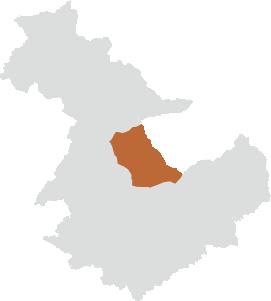 岩村町エリアの位置