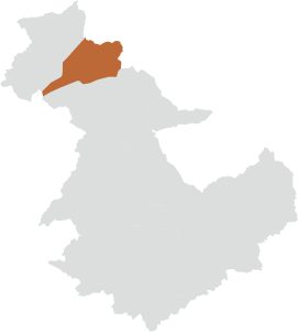 笠置町エリアの位置