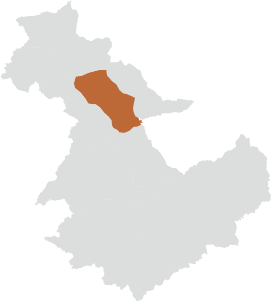 長島町エリアの位置