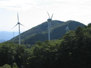上矢作風力発電所3