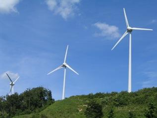 上矢作風力発電所4