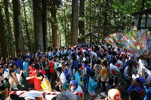 中山神社大祭3