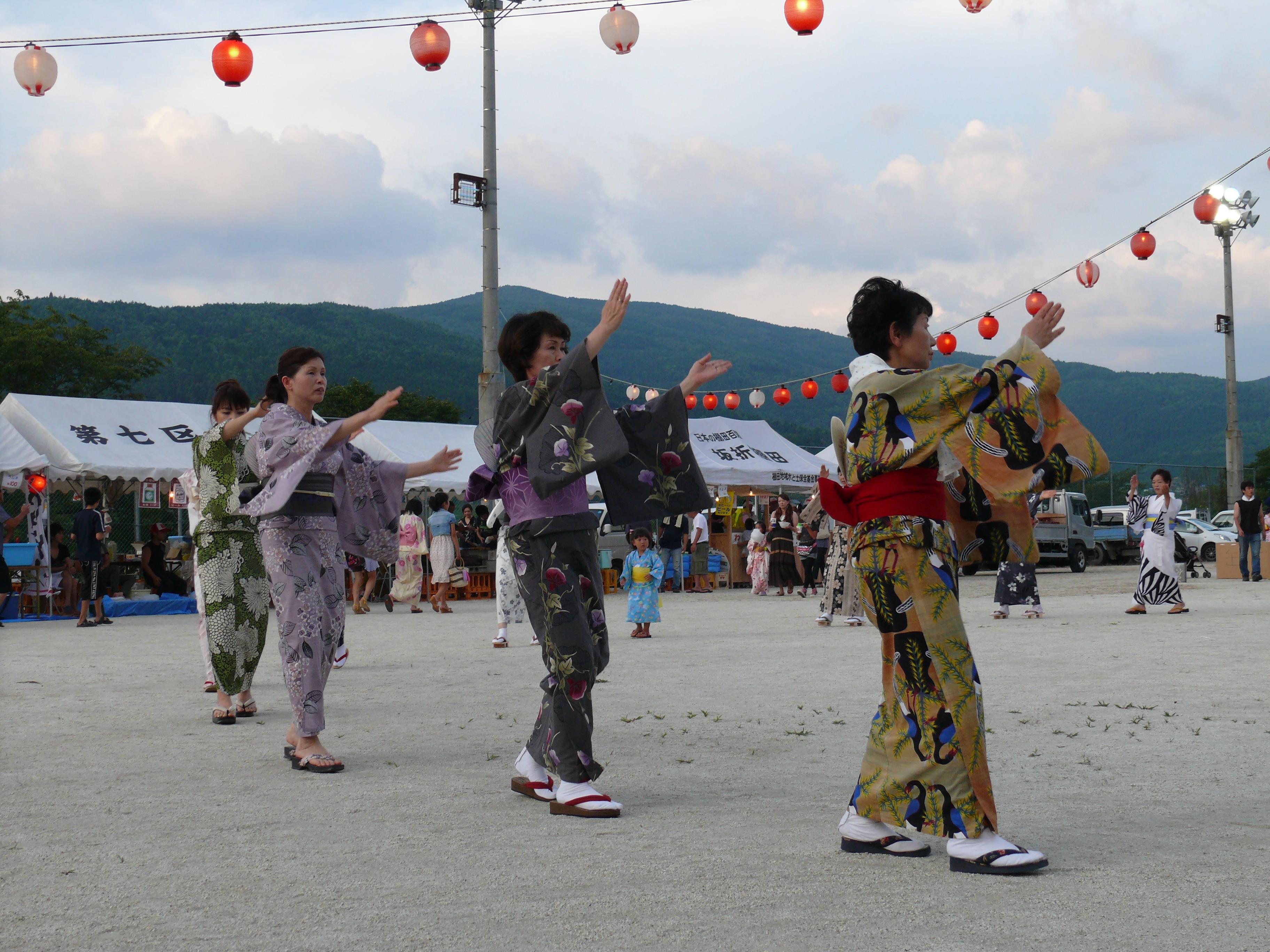 中野方町夏祭り