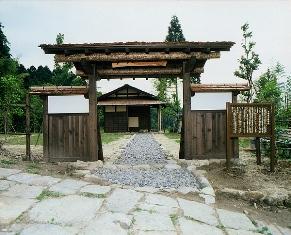 城跡公園(太鼓櫓・下田歌子勉学所・知新館・菖蒲園)2