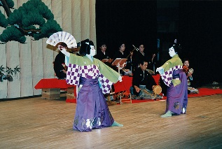 恵那市伝統芸能大会