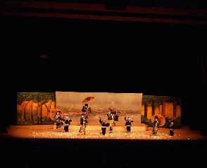 恵那市伝統芸能大会2