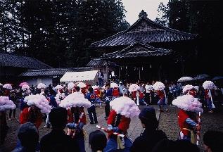 笠置神社大祭