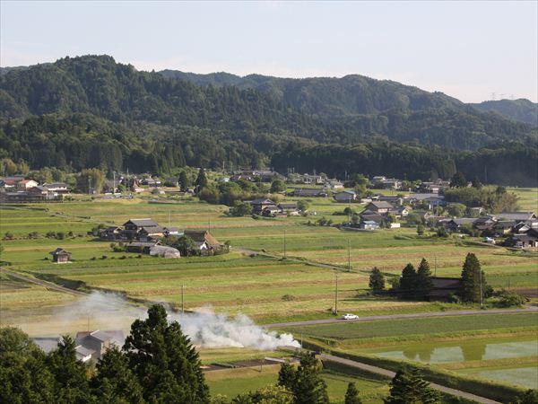 農村景観日本一地区
